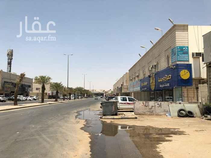 محل للإيجار في شارع الحسن بن علي, الروضة, الرياض
