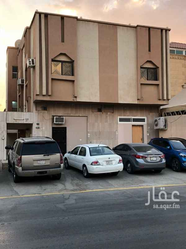 شقة للإيجار في شارع الأمير فهد بن جلوي ، حي الروضة ، الرياض