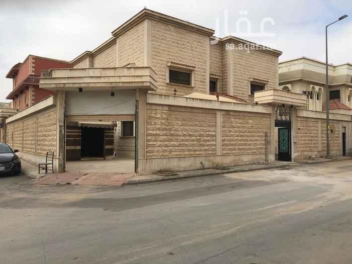 دور للإيجار في شارع علي بن ابي احمد الازجي ، حي الروضة ، الرياض
