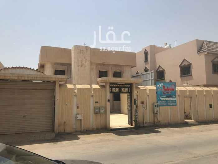 فيلا للبيع في شارع الحسن بن يحيى ، حي الروضة ، الرياض