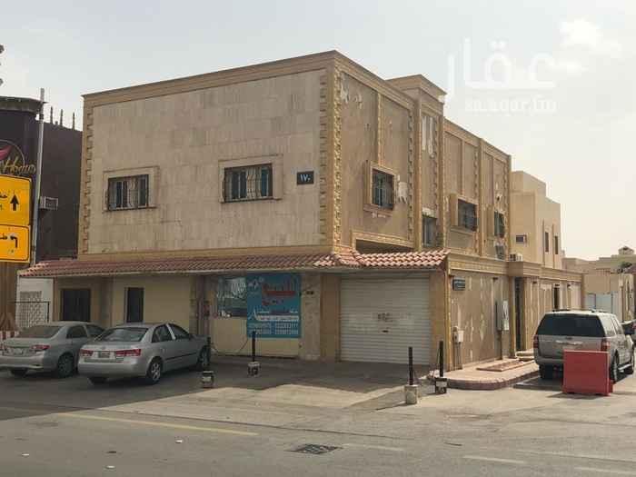 عمارة للبيع في شارع حفصة بنت عمر ، حي الروضة ، الرياض