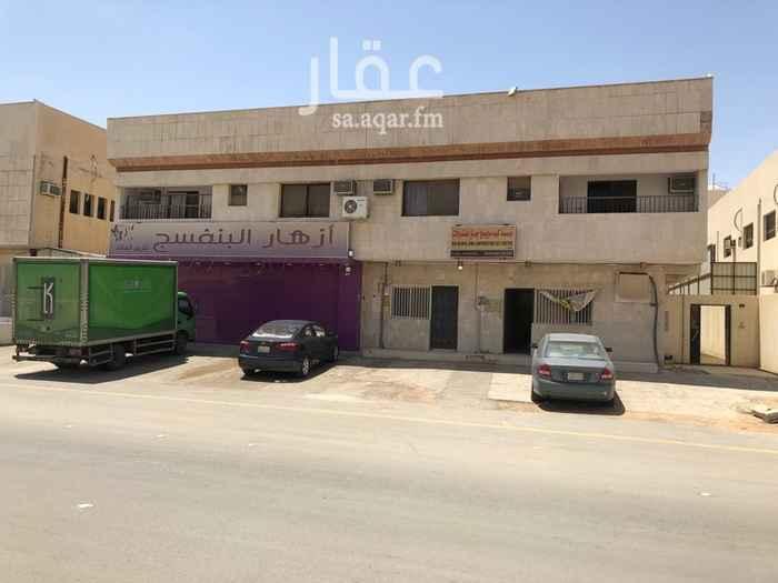 محل للإيجار في شارع عبدالخالق الهاشمي ، حي الروضة ، الرياض