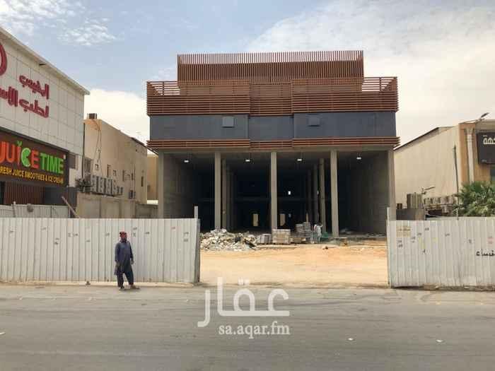محل للإيجار في طريق الإمام سعود بن عبدالعزيز بن محمد ، حي الملك فهد ، الرياض