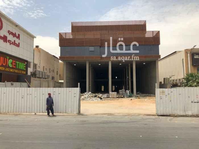 عمارة للإيجار في طريق الإمام سعود بن عبدالعزيز بن محمد ، حي الملك فهد ، الرياض