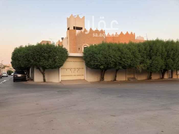 دور للإيجار في شارع الحسن بن يحيى ، حي الروضة ، الرياض