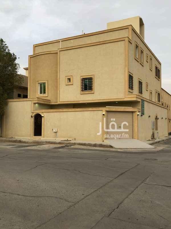 دور للإيجار في شارع محمد الباهلي ، حي الروضة ، الرياض ، الرياض