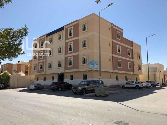 شقة للإيجار في شارع الأمير فهد بن جلوي ، حي الروضة ، الرياض ، الرياض