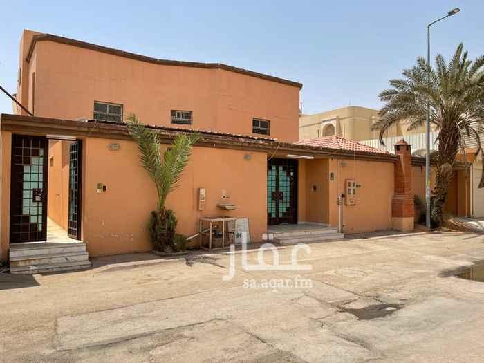دور للإيجار في شارع الشعوب ، حي الروضة ، الرياض ، الرياض