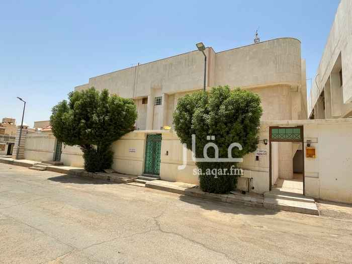 دور للإيجار في شارع الكديد ، حي الروضة ، الرياض ، الرياض