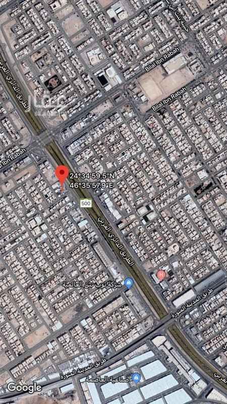 عمارة للبيع في شارع عوف بن عبدالرحمن ، حي العريجاء الغربية ، الرياض