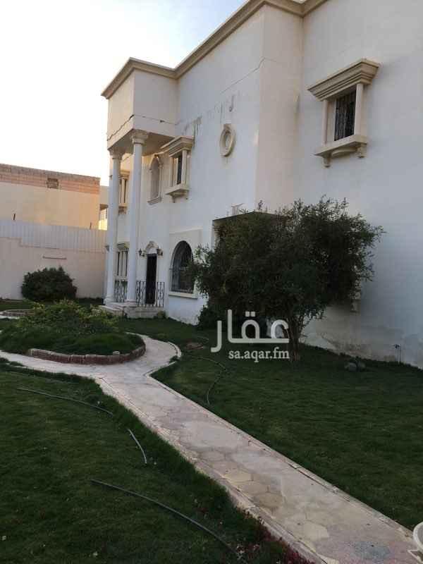 فيلا للإيجار في شارع أرطاة بن كعب ، حي العقيق ، الرياض ، الرياض