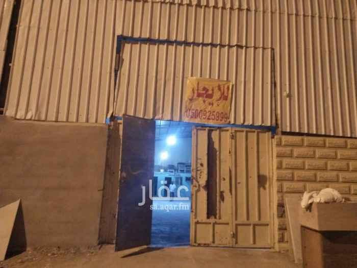 مستودع للإيجار في شارع صالح الحريري الأفندي ، حي ظهرة نمار ، الرياض ، الرياض