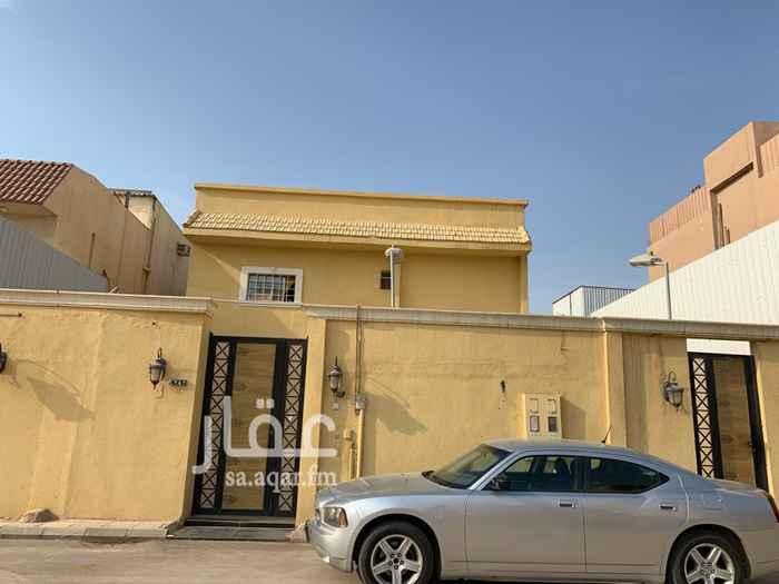 فيلا للبيع في شارع عائشة بنت الخفاف ، حي الرحمانية ، الرياض
