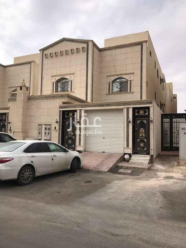 فيلا للإيجار في شارع فجر ، حي اليرموك ، الرياض