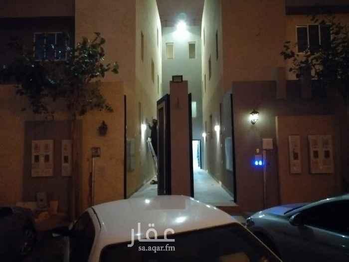 شقة للإيجار في شارع خليفه العتيبي ، الرياض