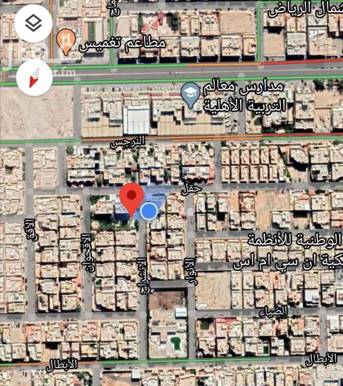 أرض للبيع في شارع الانشراح ، حي الصحافة ، الرياض ، الرياض