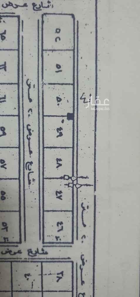 أرض للبيع في شارع شقراء ، حي حطين ، الرياض ، الرياض