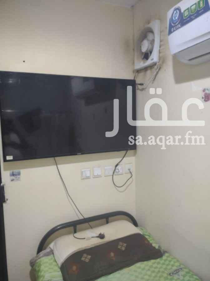 غرفة للإيجار في حي ، شارع محمد بن همام ، حي المهدية ، الرياض ، الرياض