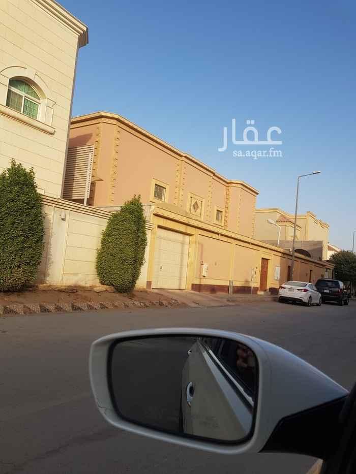 فيلا للبيع في شارع اروي ، حي الخزامى ، الرياض ، الرياض