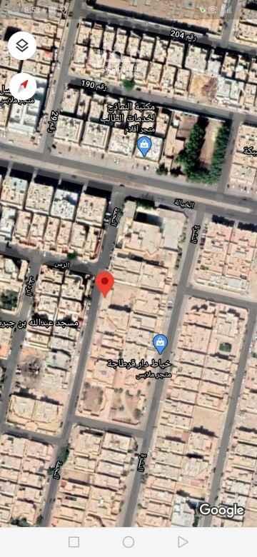 أرض للبيع في شارع النشرة ، حي الياسمين ، الرياض ، الرياض