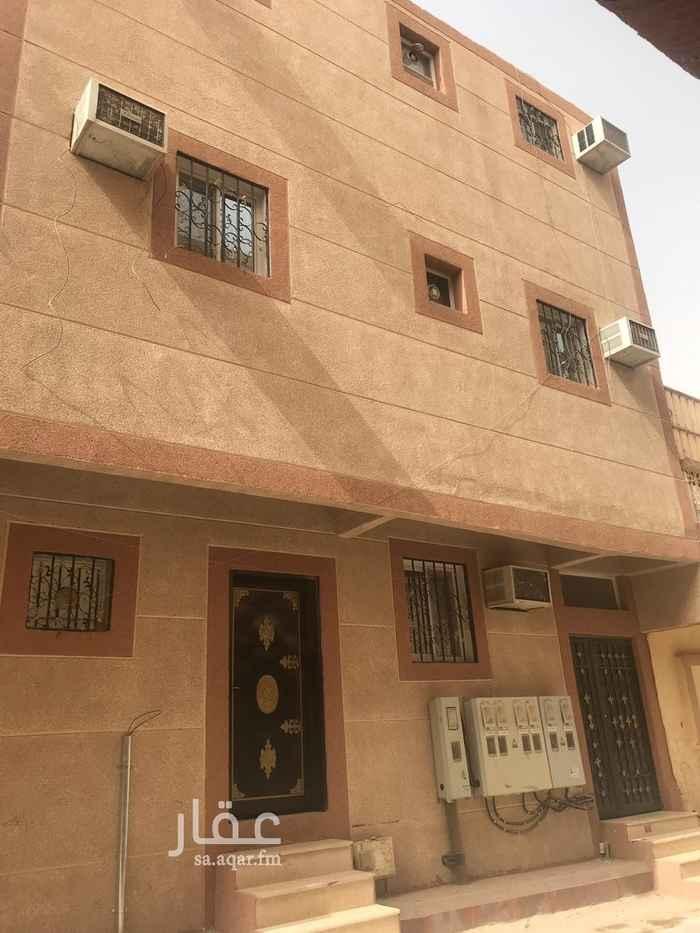 عمارة للبيع في شارع عاصم الهلالي ، حي أم الحمام الشرقي ، الرياض ، الرياض