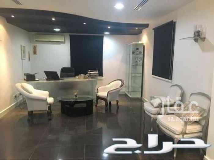 مكتب تجاري للإيجار في طريق عثمان بن عفان ، حي الوادي ، الرياض