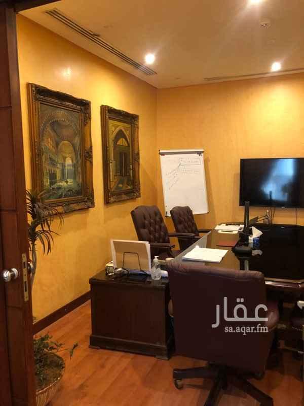 مكتب تجاري للإيجار في حي ، طريق الملك فهد ، حي المربع ، الرياض ، الرياض