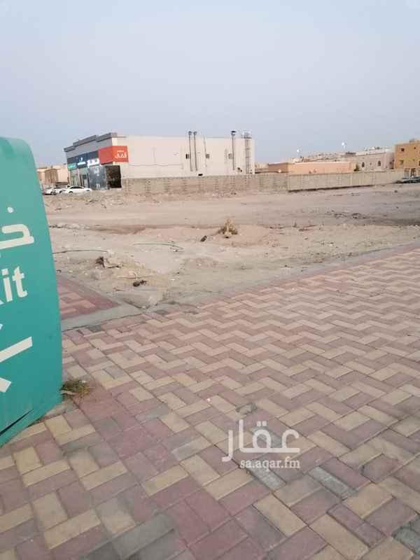 أرض للإيجار في شارع النعمان بن عمرو بن رفاعة ، حي طيبة ، الدمام ، الدمام