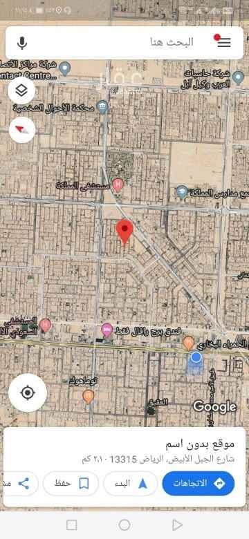 أرض للبيع في شارع دهيم ، حي الصحافة ، الرياض ، الرياض