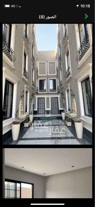 شقة للبيع في شارع ابحر ، حي الملقا ، الرياض ، الرياض