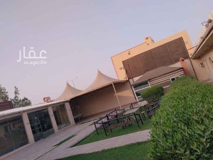 استراحة للإيجار في حي ، شارع وعله ، حي ظهرة لبن ، الرياض ، الرياض