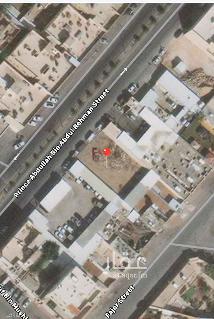 أرض للبيع في شارع ابراهيم بن عفيصان ، حي الدرعية الجديدة ، الرياض ، الرياض