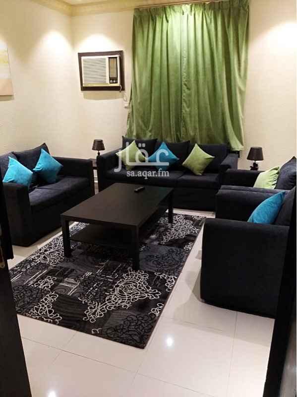 شقة للإيجار في شارع حمد الجاسر ، حي الروضة ، جدة ، جدة