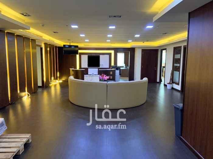 مكتب تجاري للإيجار في شارع الامير سلطان ، حي الخالدية ، جدة ، جدة