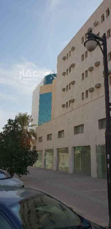 عمارة للإيجار في شارع وادي الثمامة ، حي العليا ، الرياض