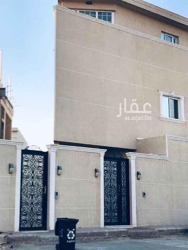 دور للإيجار في شارع محمد الطائي ، حي الواحة ، الرياض ، الرياض
