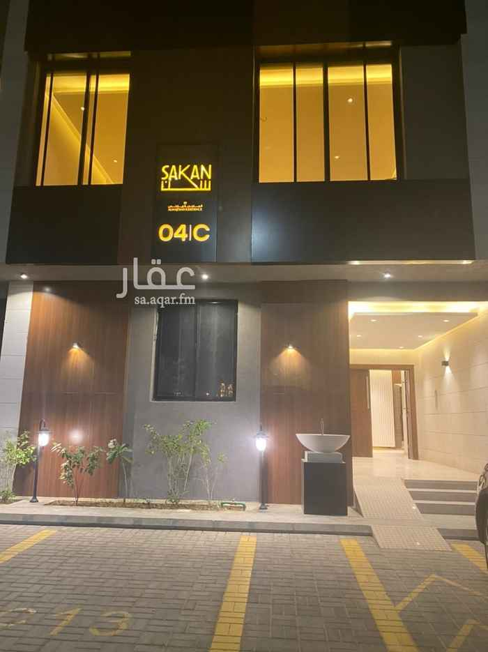 شقة للإيجار في شارع الصحراء الكبرى ، حي عرقة ، الرياض ، الرياض