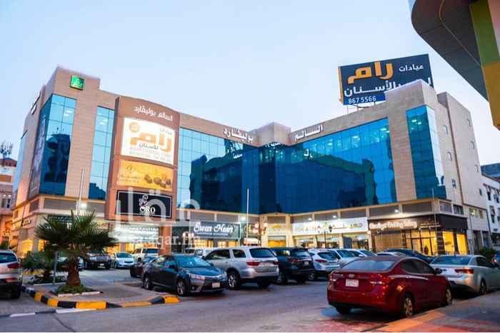 مكتب تجاري للإيجار في السالم بوليفارد ، طريق الأمير فيصل بن فهد ، حي الخبر الشمالية ، الخبر