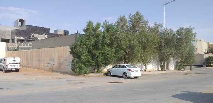 أرض للبيع في شارع المحامل ، حي ظهرة لبن ، الرياض ، الرياض