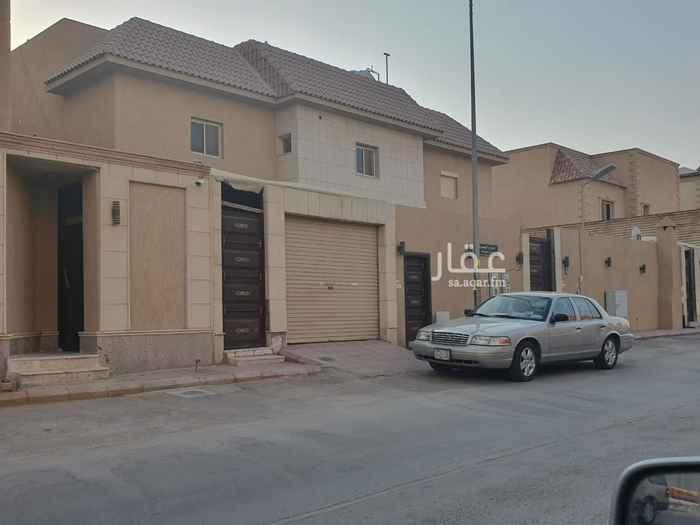 فيلا للبيع في شارع الوتر ، حي الصحافة ، الرياض