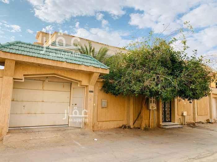 فيلا للبيع في شارع براك بن غرير ، حي الملك فهد ، الرياض