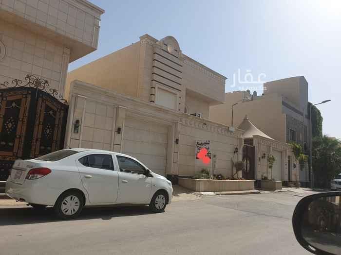 فيلا للبيع في شارع العذراء ، حي الصحافة ، الرياض ، الرياض