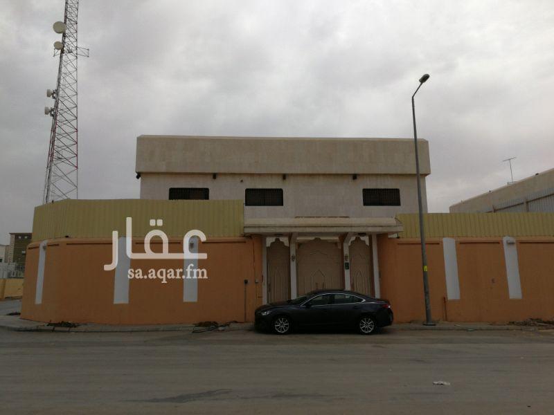 فيلا للبيع في شارع الثبات ، حي الروضة ، الرياض