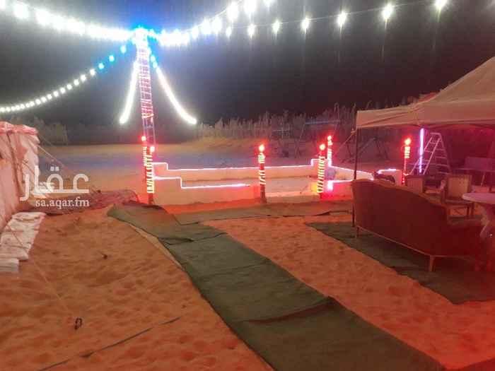 مخيم للإيجار في طريق الأمير تركي بن عبدالعزيز الأول ، الرياض