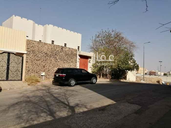 أرض للبيع في شارع الضالع ، حي العقيق ، الرياض