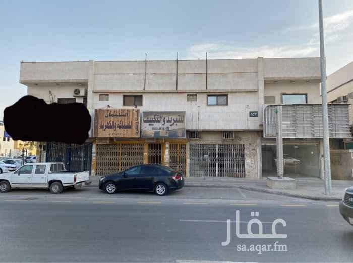عمارة للإيجار في شارع خالد بن الوليد ، حي الروضة ، الرياض ، الرياض