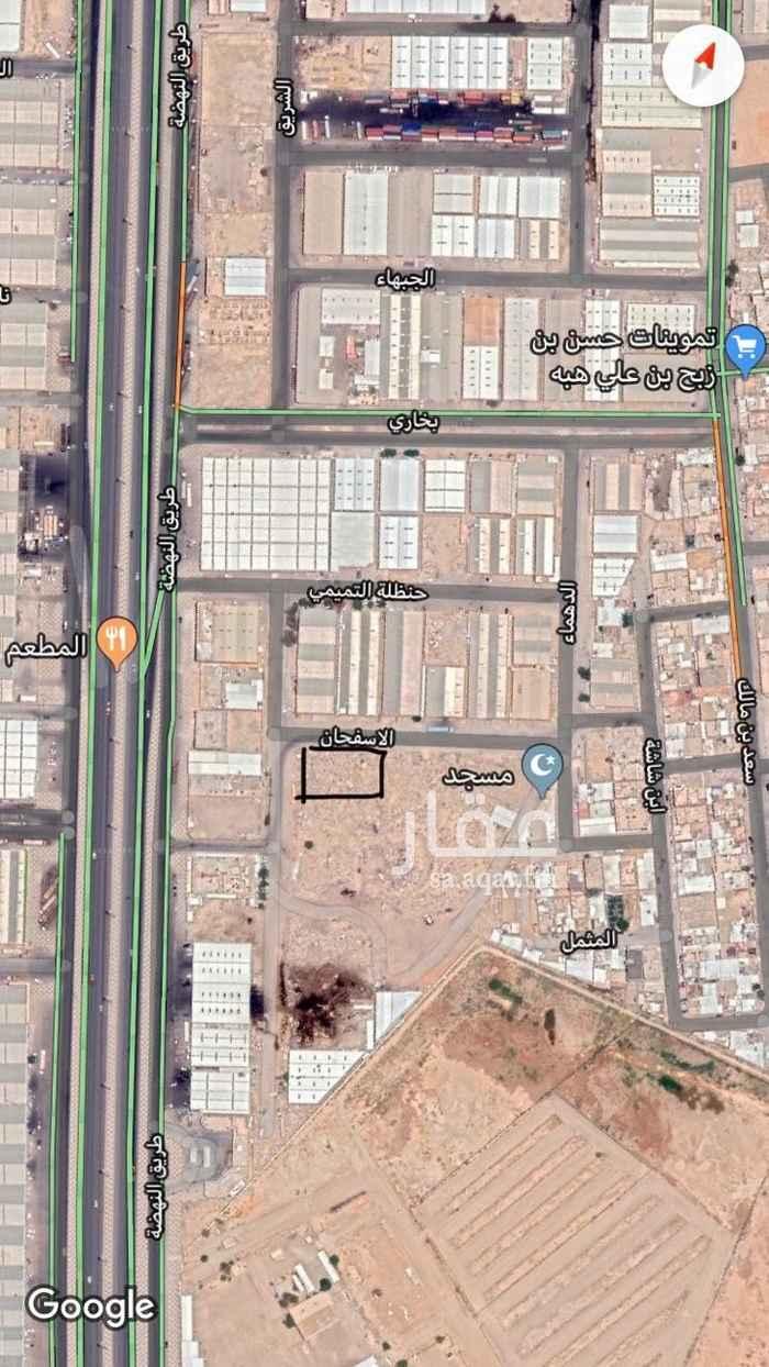 أرض للبيع في شارع محمد مرزوقي ، حي الفيصلية ، الرياض
