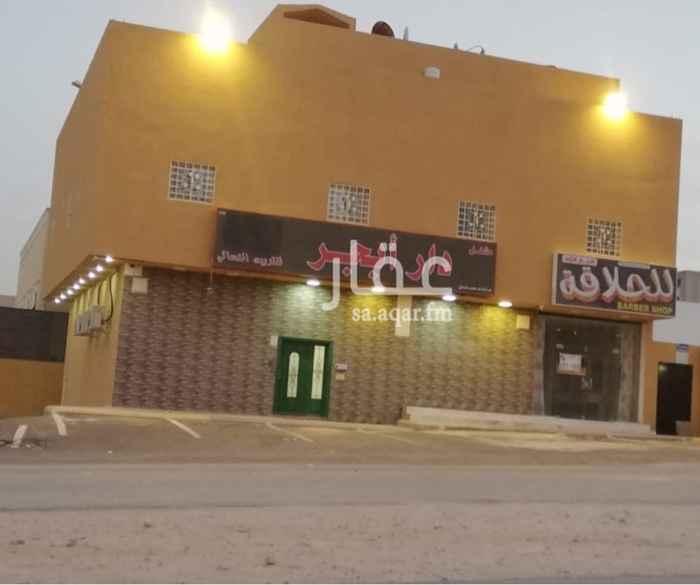 عمارة للبيع في حي القيروان ، الرياض