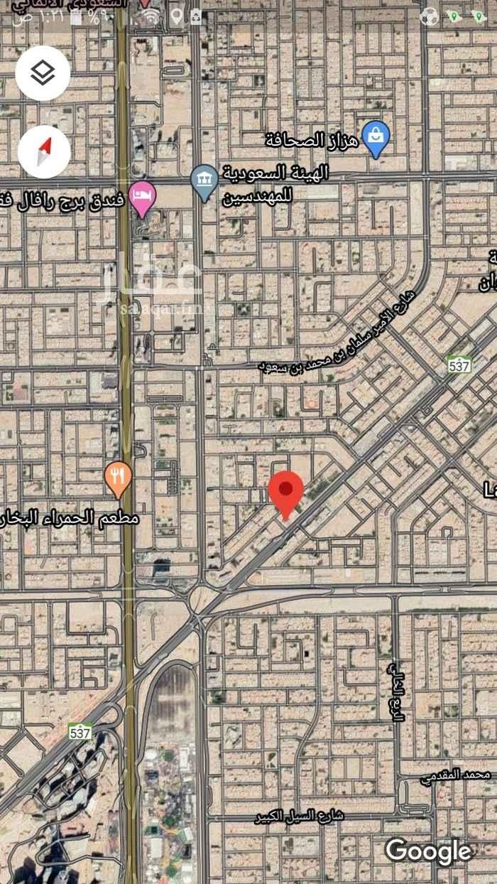 عمارة للبيع في طريق الثمامة ، حي الصحافة ، الرياض ، الرياض