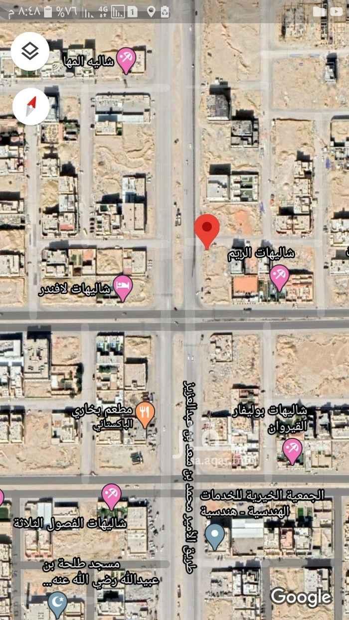 أرض للبيع في طريق الأمير محمد بن سعد بن عبدالعزيز ، حي القيروان ، الرياض ، الرياض